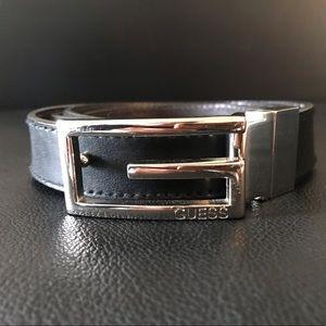 Women's Guess reversible belt